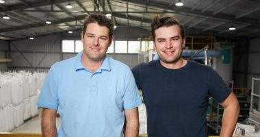 Australian Primary Hemp (ASX:APH) - Founder, Executive Director & Chief Operating Officer, James Hood (right) - The Market Herald