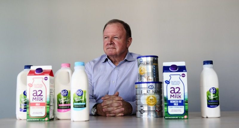 The a2 Milk Company (ASX:A2M) releases updated FY21 outlook