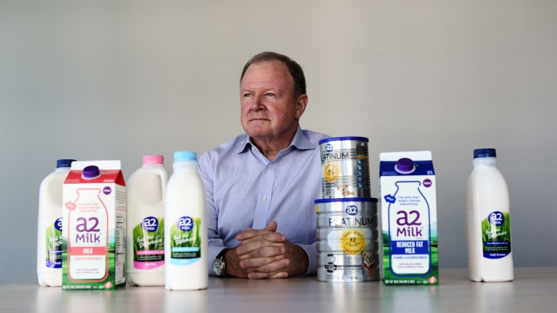 A2 Milk Sales Disrupted by Victoria Pandemic Restrictions