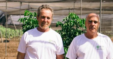 Roots Sustainable Agricultural Technologies (ASX:ROO) - Chairman & CEO, Boaz Wachtel (left) & Co Founder & Director, Sharon Devir, (right) - The Market Herald