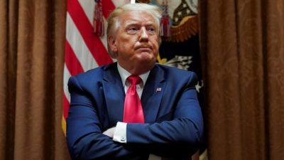 U.S. Justice Department intervenes on Trump's sex assault defamation case