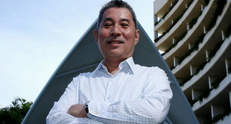 Regional Express Holdings (ASX:REX) - Executive Chairman, Lim Kim Hai