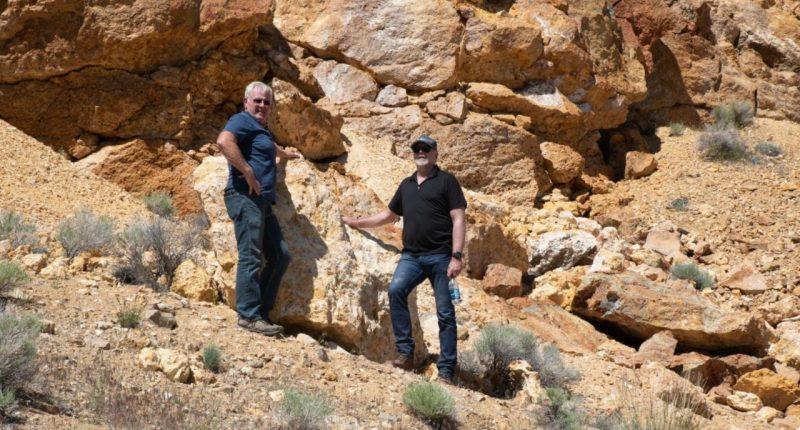 Rex Minerals (ASX:RXM) - CEO, Richard Laufmann (right) - The Market Herald