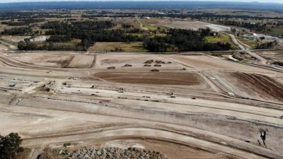 Federal Govt. questioned over Western Sydney Airport purchase