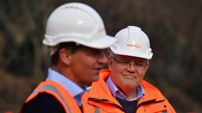 Morrison Govt. puts forward $1.9bn energy package