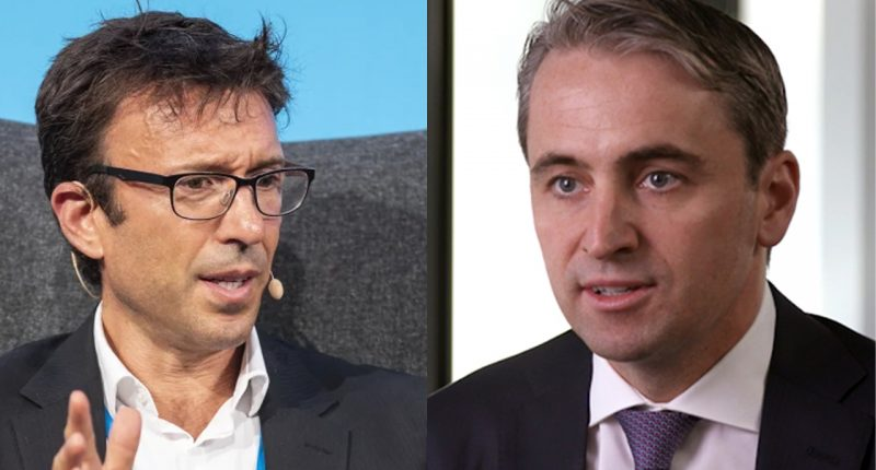 - Afterpay CEO, Anthony Eisen (left) & Commonwealth Bank CEO, Matt Comyn (right) - The Market Herald