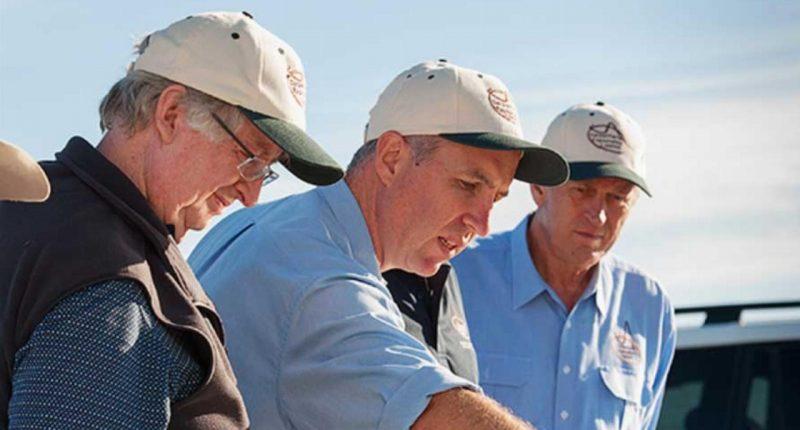 Carpentaria Resources (ASX:CAP) - Managing Director, Quentin Hill (Centre) - The Market Herald