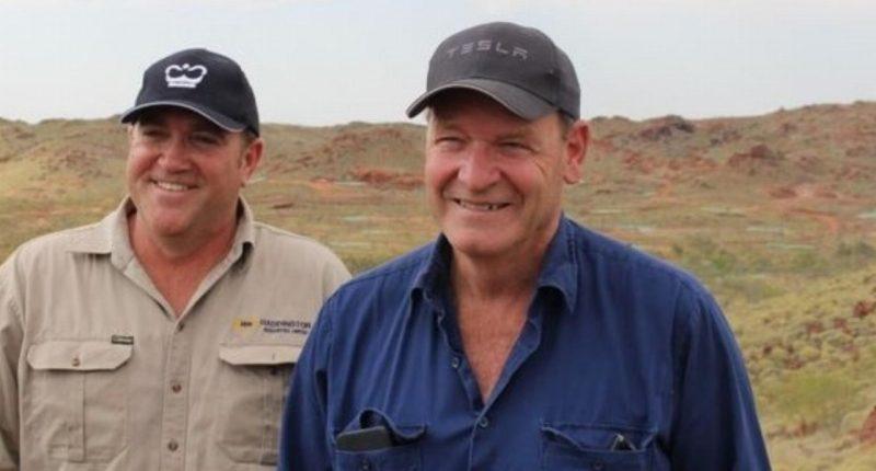 Trek Metals (ASX:TKM) - Executive Director, John Young (left) and Non Executive Director, Neil Biddle (right) - The Market Herald