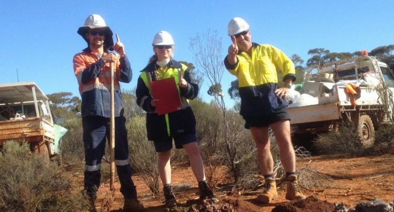 Lefroy Exploration (ASX:LEX) - Managing Director, Wade Johnson (right) - The Market Herald