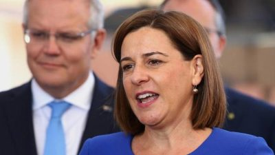 Qld Opposition Leader questioned over private fundraiser