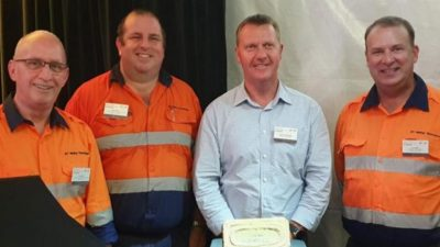 PNX Metals (ASX:PNX) - Managing Director, James Fox (centre) - The Market Herald