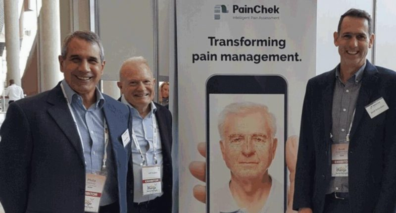 PainChek (ASX:PCK)- CEO, Philip Daffas (left) - The Market Herald