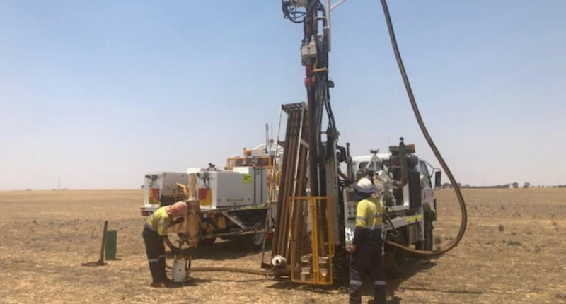 Suvo Strategic Minerals (ASX:SUV) begins drilling at White Knight