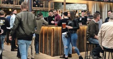 Victorians celebrate amid reopening news