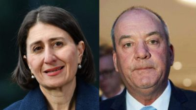 NSW Premier's leadership questioned as corruption inquiry continues
