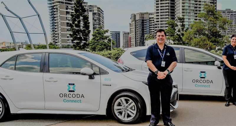 Orcoda (ASX:ODA) - Managing Director, Geoff Jamieson