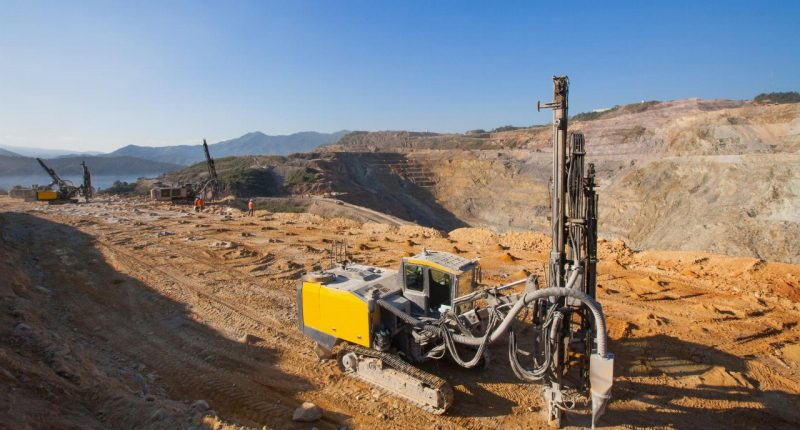 GBM Resources (ASX:GBM) gets initial results from drilling at Mount Coolon