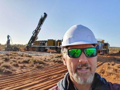 Auroch Minerals (ASX:AOU) - Managing Director, Aidan Platel