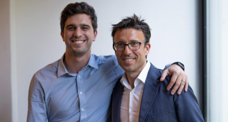 Afterpay (ASX:APT) - Co CEOs, Nick Molnar (left) and Anthony Eisen (right) - The Market Herald