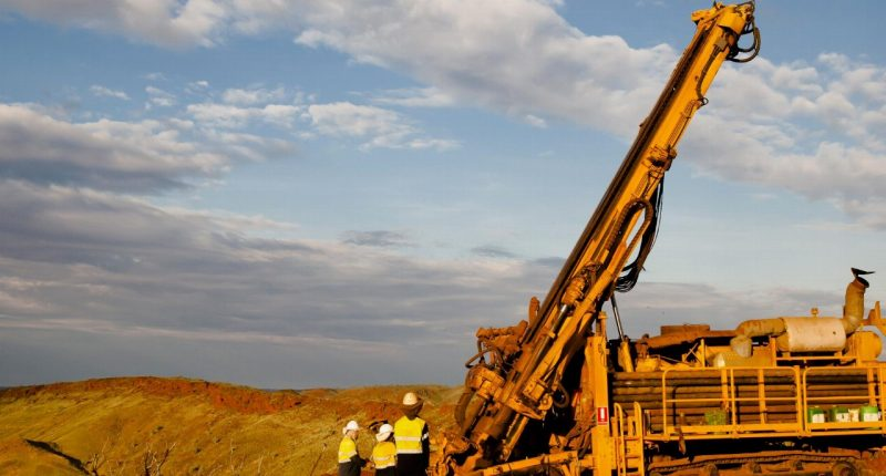 White Cliff Minerals (ASX:WCN) begins RC drilling at Reedy South