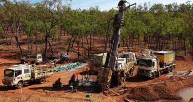 Native Mineral Resources (ASX:NMR) intersects porphyry veins at Leane's copper prospect