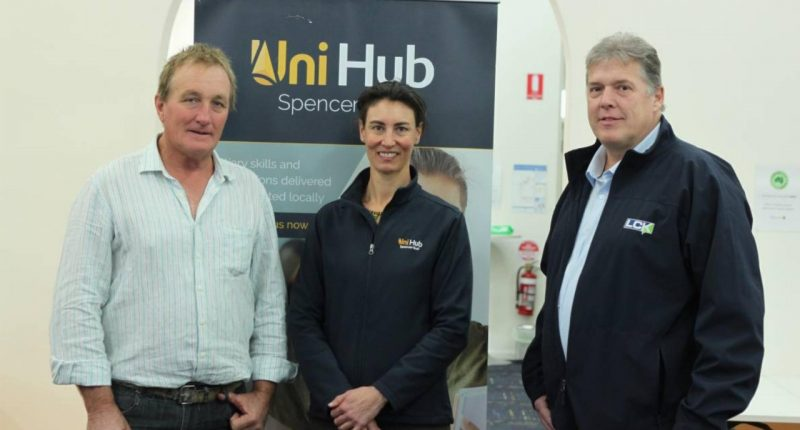 Leigh Creek Energy (ASX:LCK) - Managing Director, Phil Staveley (right) - The Market Herald