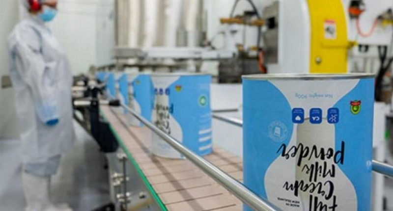 Keytone Dairy (ASX:KTD) reports 257pc increase on sales forecast from Walmart