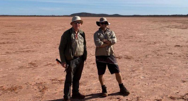Metal Hawk (ASX:MHK) - Managing Director, Will Belbin (right) - The Market Herald