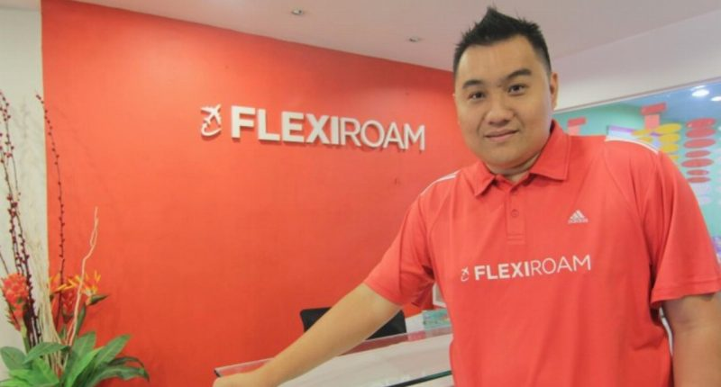 Flexiroam (ASX:FRX) - CEO & Managing Director, Jefrey Ong - The Market Herald