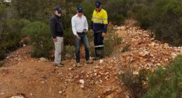 Great Boulder Resources (ASX:GBR) receives last RC results from Side Well