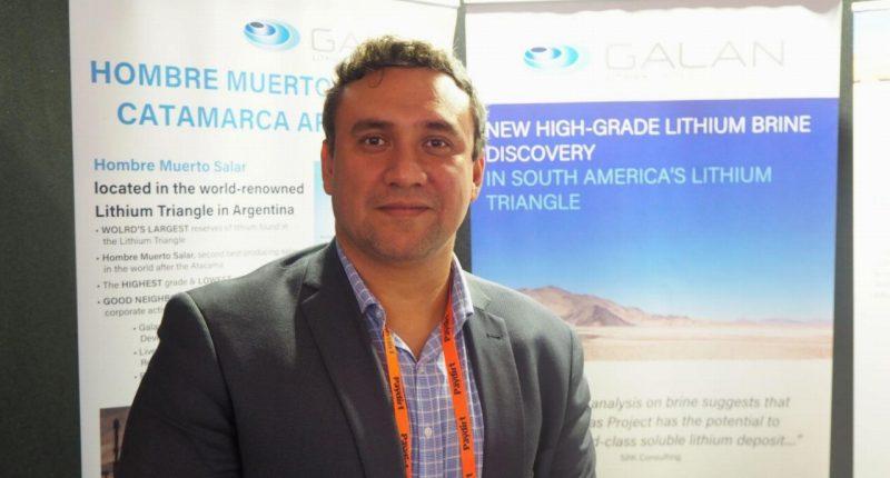 Galan Lithium (ASX:GLN) - Managing Director, Juan Pablo Vargas de la Vega - The Market Herald