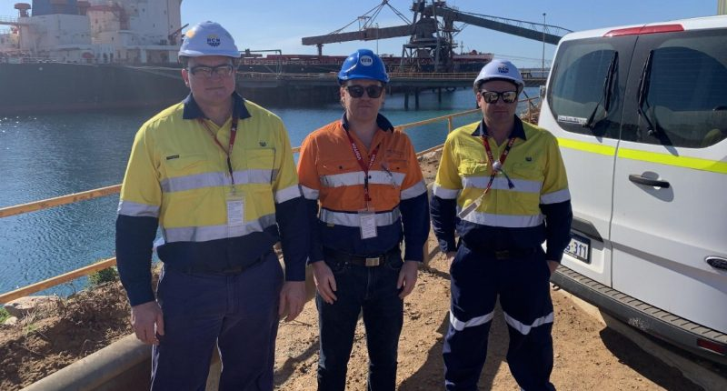 Macarthur Minerals (ASX:MIO) - Projects General Manager, Dr Dean Carter