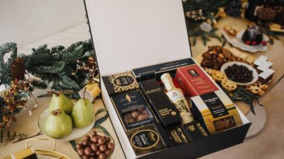 The Perfect Gift: Luxury Hampers