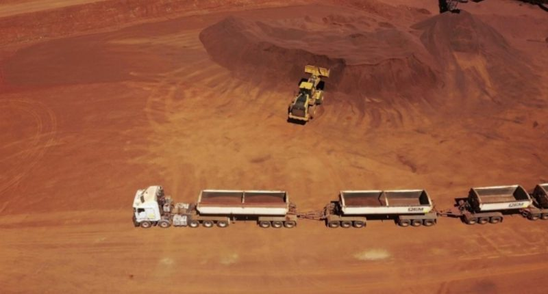 GWR Group (ASX:GWR) begins road haulage from C4 to Port of Geraldton