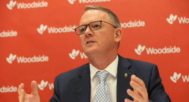 Woodside (ASX:WPL) - CEO, Peter Coleman - The Market Herald