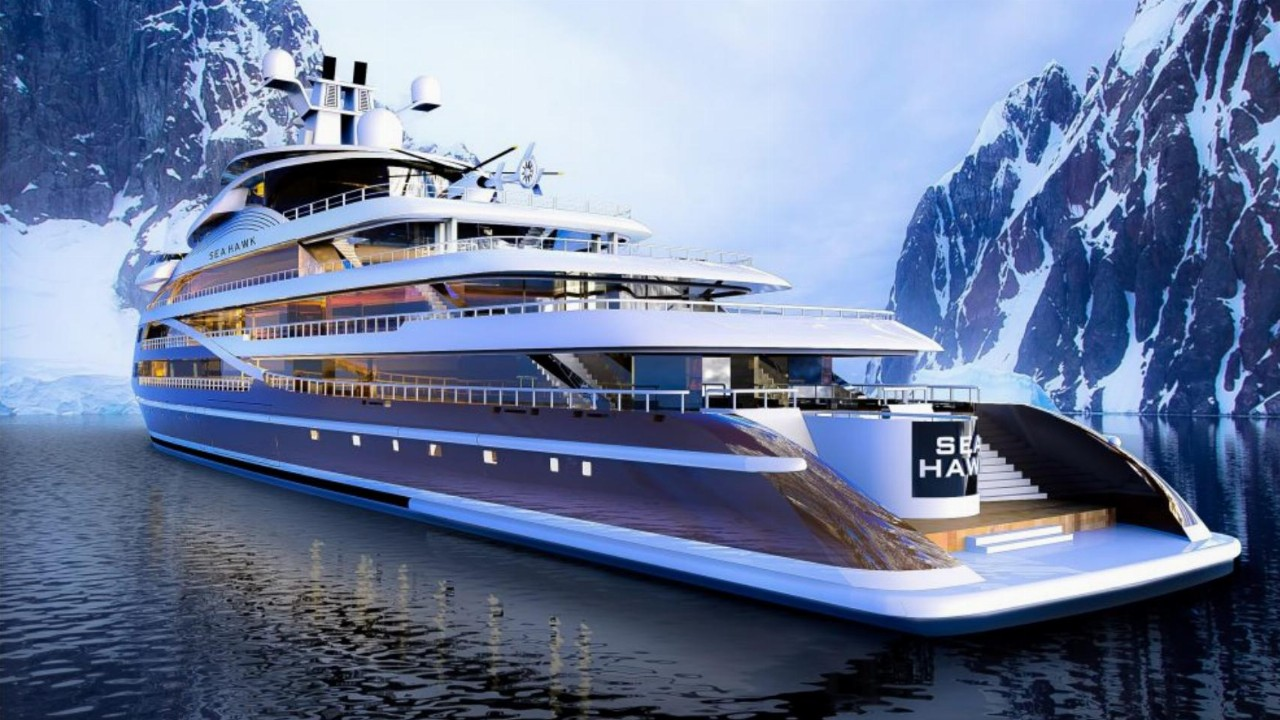 7 of the Most Expensive Superyachts