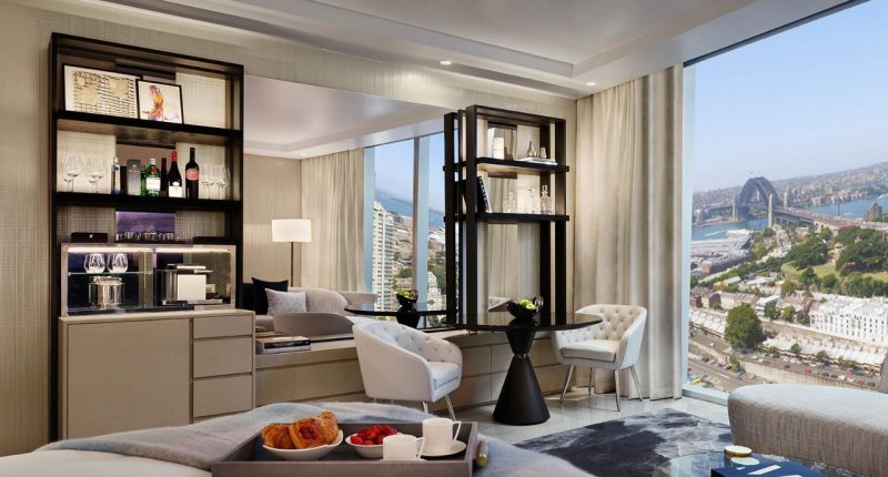 Crown Resorts (ASX:CWN) pushes ahead with Sydney hotel opening