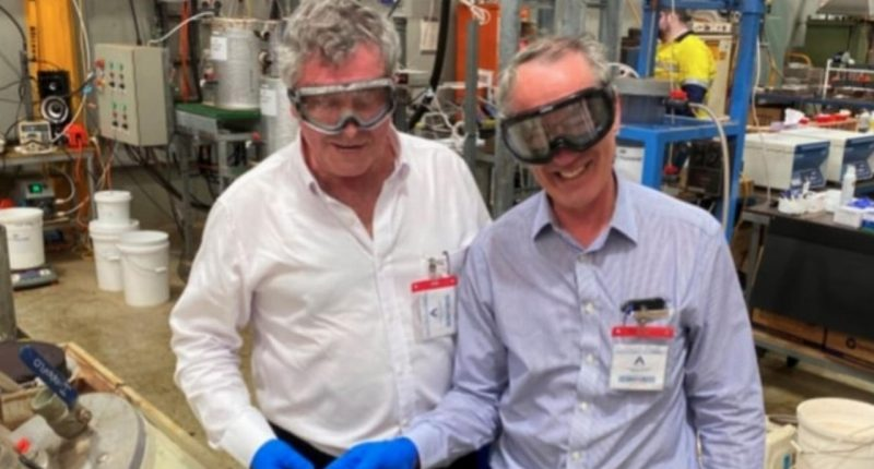 Queensland Pacific Metals (ASX:QPM) - Managing Director, John Downie (left) and CEO, Stephen Grocott (right) - The Market Herald