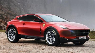 Ferrari Sets SUV Launch For Early 2022