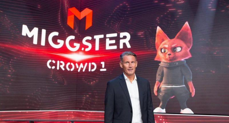 "Crowd1 - ""Mr Miggster"", Sverker Caron - The Market Herald"