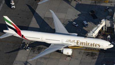 Emirates backflips on Australian flight ban