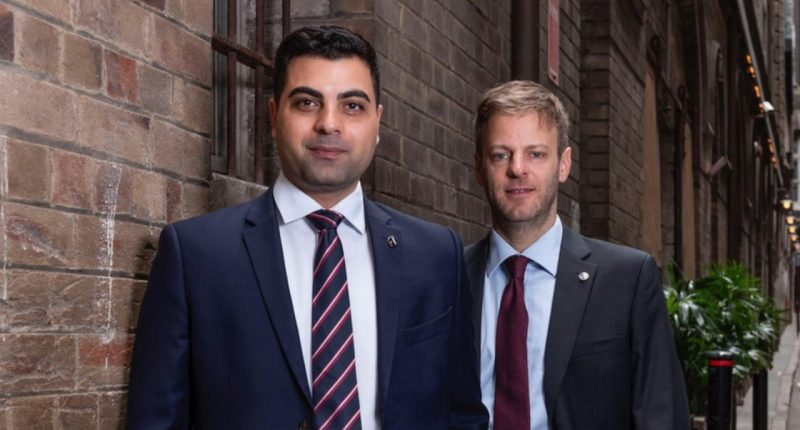 Archer Materials (ASX:AXE) - CEO, Mohammad Choucair (left) - The Market Herald