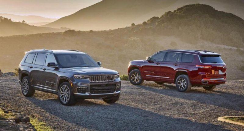 Jeep Reveals Seven-Seat 2021 Grand Cherokee L