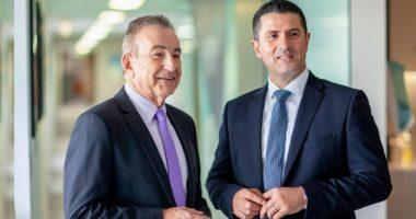 Asaleo Care (ASX:AHY) - Chair, harry Boon (left) & CEO, Sid Takla (right) - The Market Herald