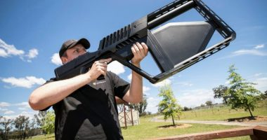 DroneShield (ASX:DRO) gets first order for DroneGun Tactical from E.U. Police