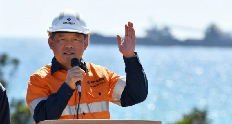 Grange Resources (ASX:GRR) - CEO, Honglin Zhao - The Market Herald
