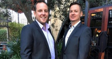 Nexion (ASX:NNG) - CEO & Managing Director, Paul Glass (left) - The Market Herald