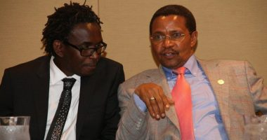 Lindian Resources (ASX:LIN) - CEO, Asimwe Kabunga (left) - The Market Herald