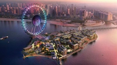 Ain Dubai Ready To Open This October