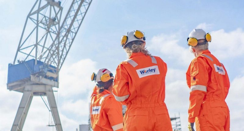 Worley (ASX:WOR) wins global contract from Chevron